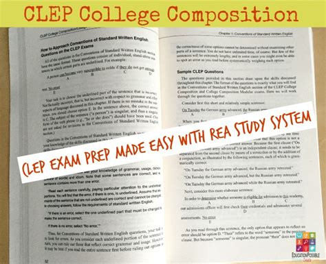 Clep College Composition Essay by Homeschoolers Can Earn College Credits This Summer With