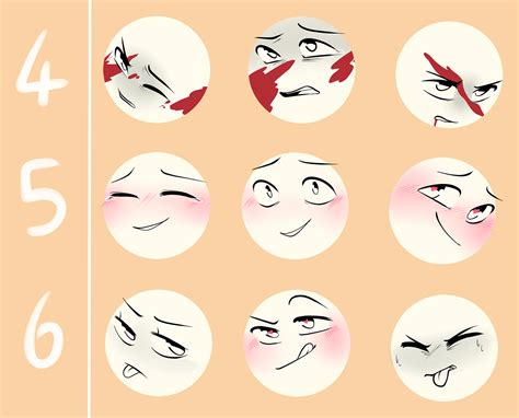 expressions meme ccarts i made some expression memes for yall these were