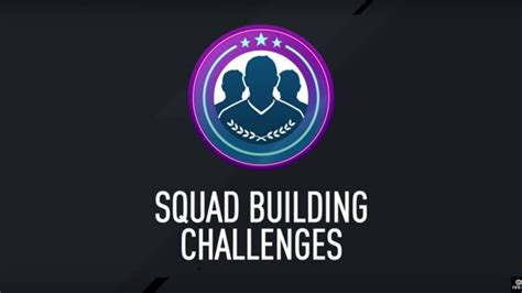 challenges team building fifa 17 squad building challenges fifplay