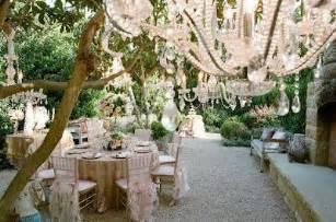 gartenhochzeit dekoration decoraci 243 n de jardines para bodas