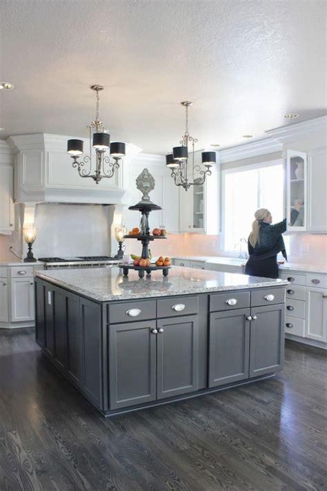 coordinating wood floor with wood cabinets kitchen floors on pinterest small kitchen floor tile ideas