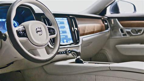 Volvo Upholstery by Volvo S90 Interior 2017