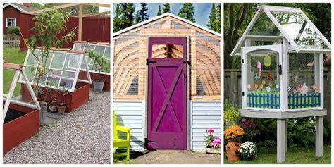 15 diy backyard greenhouses how to make a greenhouse