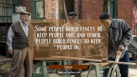 people build fences   people    people build fences   people