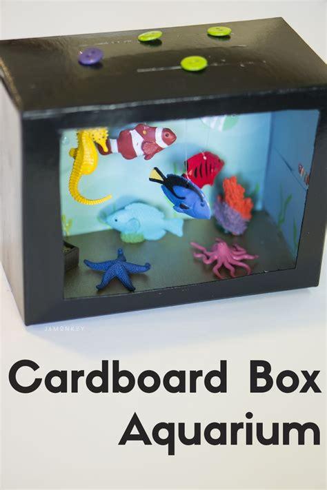kid craft box best 10 cardboard box crafts ideas on