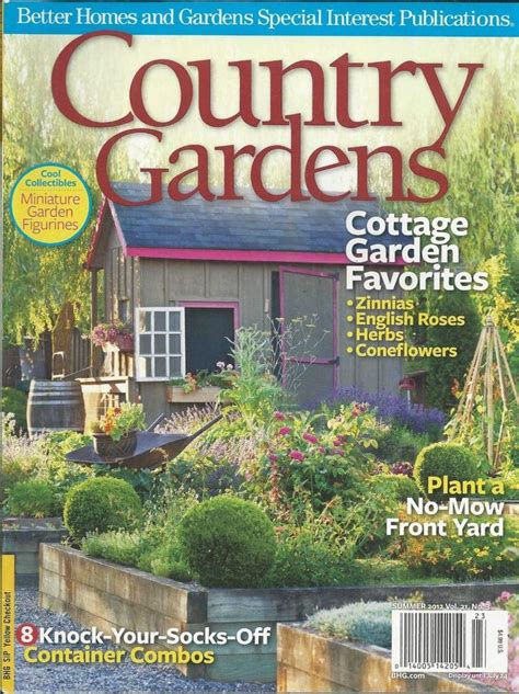 15 best country gardens magazine images on