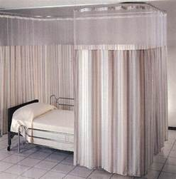 rv drapery hardware privacy curtains for use with hospital bunk berth rv