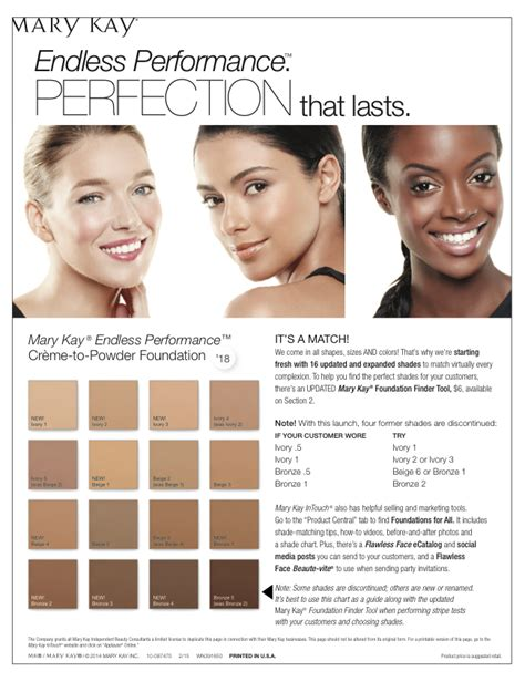 Mary Kay Foundation Color Chart Best Of Mary Kay Conversion Chart