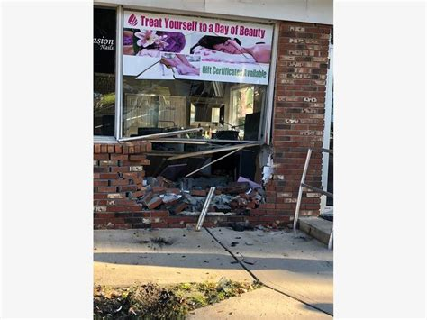 Nails Middletown Nj car drives into middletown nail salon rt 35 photos