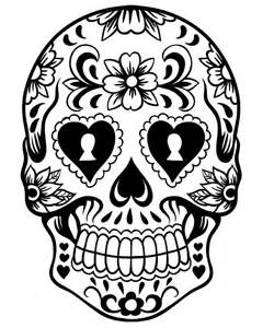 day of the dead skull coloring pages free printable day of the dead coloring pages best