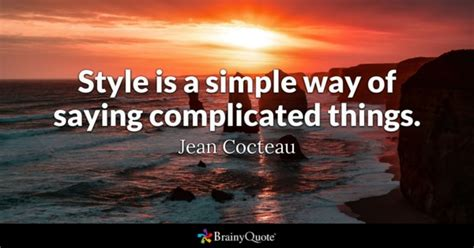 Tr Says Things On by Simple Quotes Brainyquote