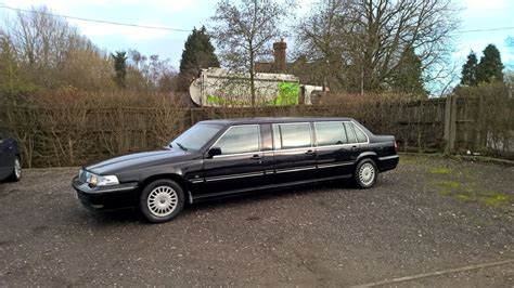 volvo limousine for sale 2001 volvo limousine factory nilsson built limo for sale