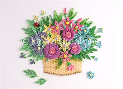 Paper Quilling Flower - quilling a gallery on flickr