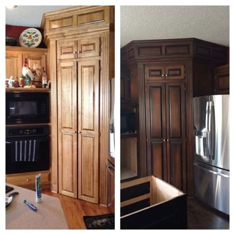 kitchen cabinet gel stain best 20 gel stain cabinets ideas on pinterest stain