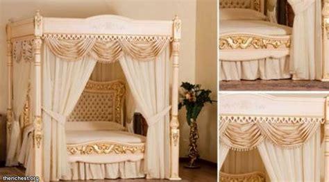 Lu Tidur Di Pasaran ini dia 10 tempat tidur mewah dan termahal sejagat