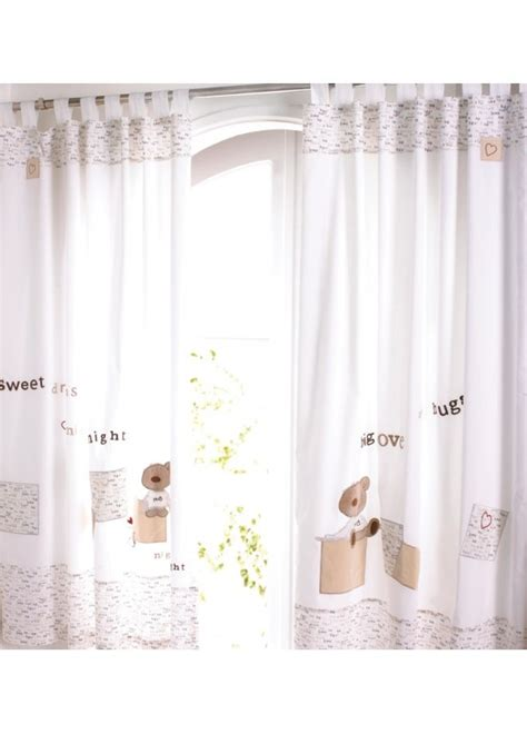 teddy bear nursery curtains 30 best blackout curtains for nursery images on pinterest
