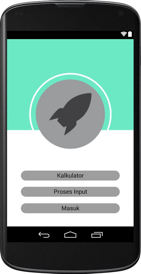 desain layout android berbagi sambil ngopi