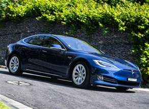 Tesla Electric Car Issues Tesla Recalls Model S And Model X Electric Parking