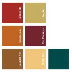 tuscan color palette tuscan paint palette home ideas