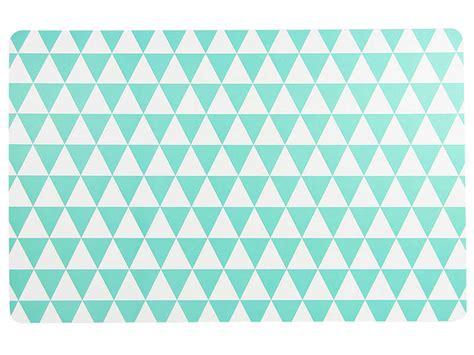 Chemin De Table Scandinave by Set De Table Scandinave Coloris Bleu Vente De Set Et