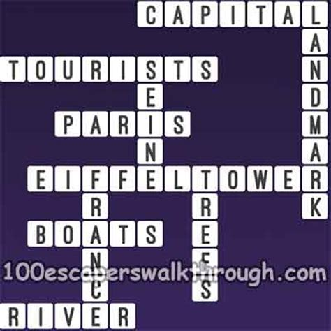 boats one clue crossword one clue crossword eiffel tower answers 94 game answers