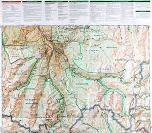 map of colorado wilderness areas trail map of collegiate peaks wilderness area colorado