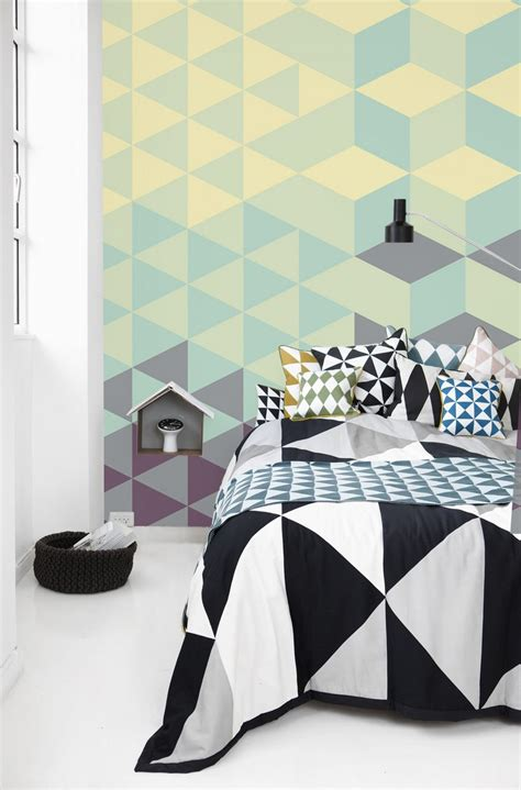 pixers wall murals bring the essence of summer indoors wall murals in pastel colors by pixers freshome