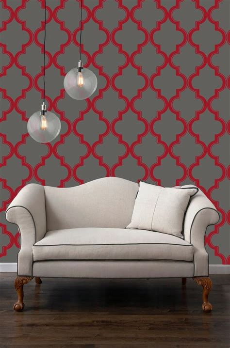 easy remove wallpaper for apartments temporary wallpaper a quick and easy way to decorate