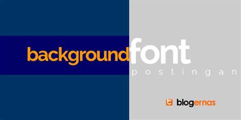 cara membuat wallpaper tulisan online cara membuat background tulisan pada postingan blog
