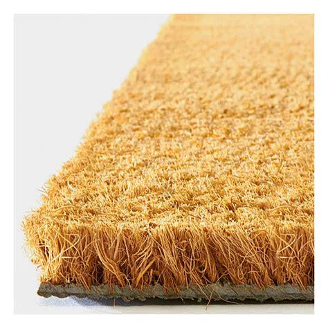 tapis brosse coco naturel