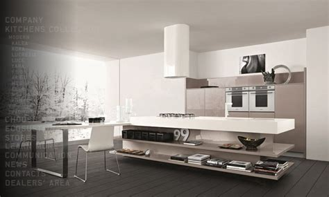 Modern Small Kitchen Designs 2012 Taupe White Kitchen Interior Design Ideas