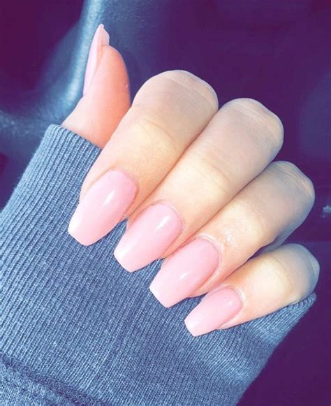 light colored nails best 25 light pink nails ideas on light nails