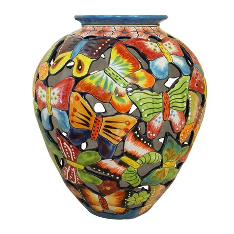 Talavera Vases by Talavera Jars Vases Collection Talavera Vase W