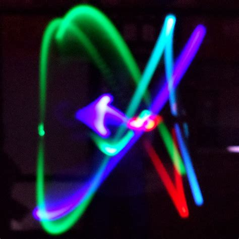 Led Fu glowing nunchuck nunchaku nunchuk led light kung fu performance m ebay