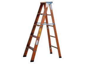 stepladder a self supporting portable ladder that cannot