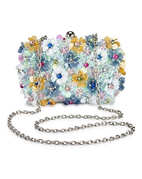 Floral Clutch floral embellished clutch bag j d williams