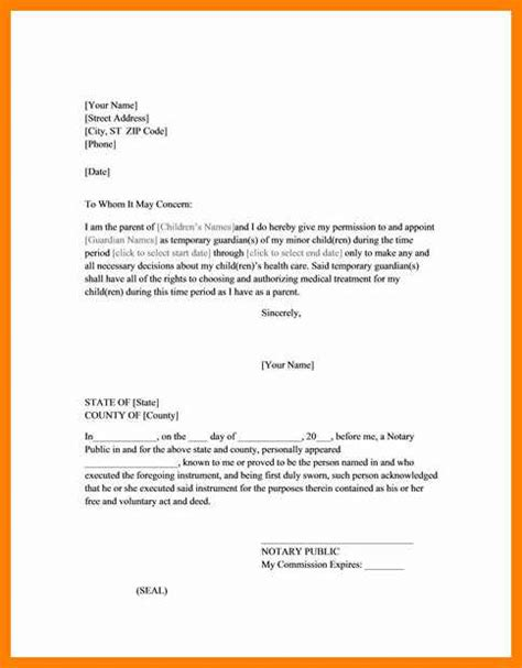 cover letter guardian exle guardian letter visa application 28 images guardian