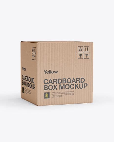 mockup design box 25 best ideas about corrugated box on pinterest