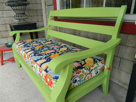 bench refinish refinish an park bench for the home