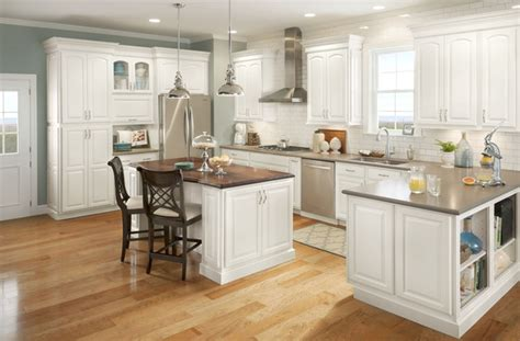 Linen White Kitchen Cabinets by Grove Arch Painted Linen Eclectic Kitchen Cabinetry
