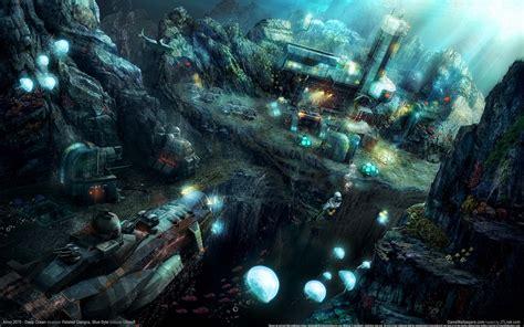 wallpaper abyss games deep ocean full hd wallpaper and background 1920x1200
