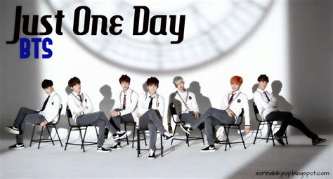 bts just one day bts just one day sub espa 241 ol rom hangul