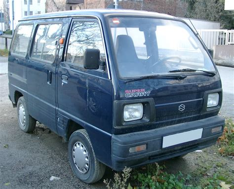 suzuki every modified suzuki every modified van check out suzuki every modified