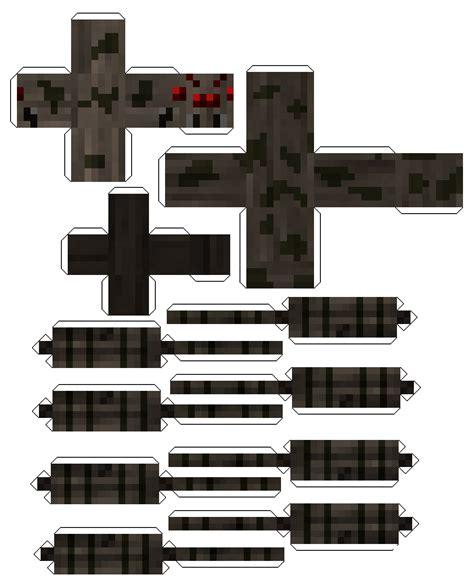 Minecraft Spider Papercraft - papercraft spider