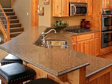 kitchen bar top ideas kitchen breakfast bar design ideas smart home kitchen