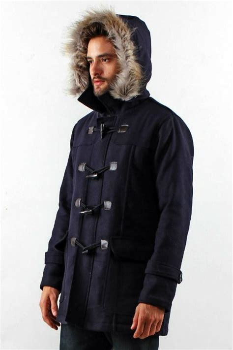 Coat Import Pria Jacket Jaket Wool coat pria korea style jaket musim dingin pria