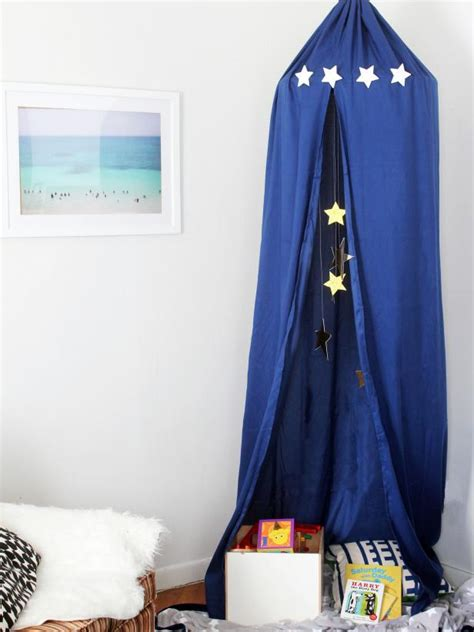 how to make a canopy how to make a diy kids play canopy hgtv