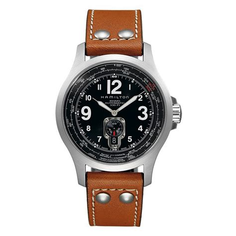 Hamilton Khaki Aviation QNE watch H76515533