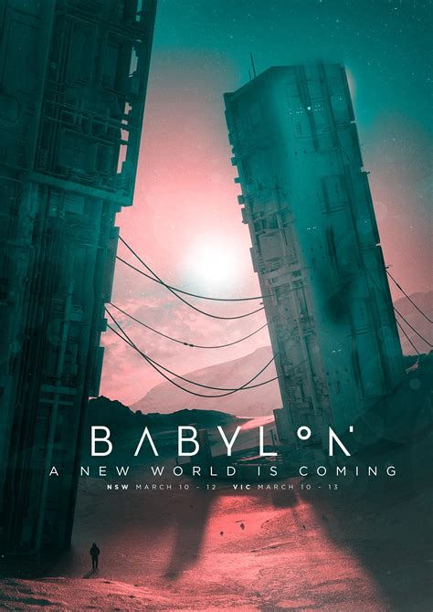 babylon revealed 2 600 years ago babylon was destroyed by god will it happen again books australia s getting a big new festival called babylon this