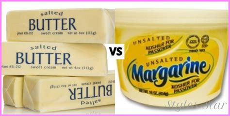 butter better for you than margarine is butter better than margarine stylesstar